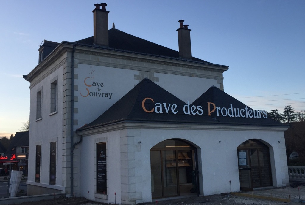 CAVE VOUVRAY