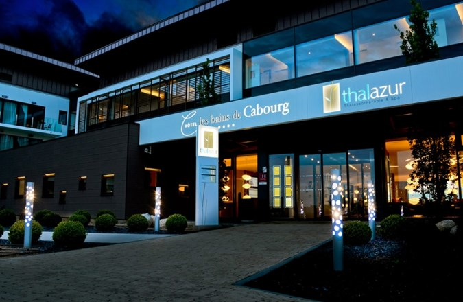 HOTEL THALASSO CABOURG EXT